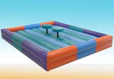 Inflatable Pole Joust Hire