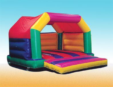 15 x 15 Bouncy Castle Hire