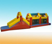 Inflatable  Obstacle Course Hire